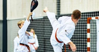 Danny Millek Taekwondo