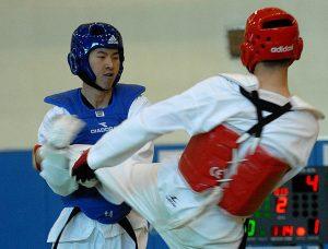 Taekwondo Figthers
