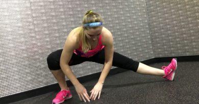 Taekwondo Stretching