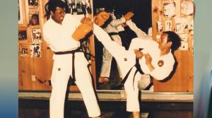 Grandmaster Jhoon Rhee - Taekwondo