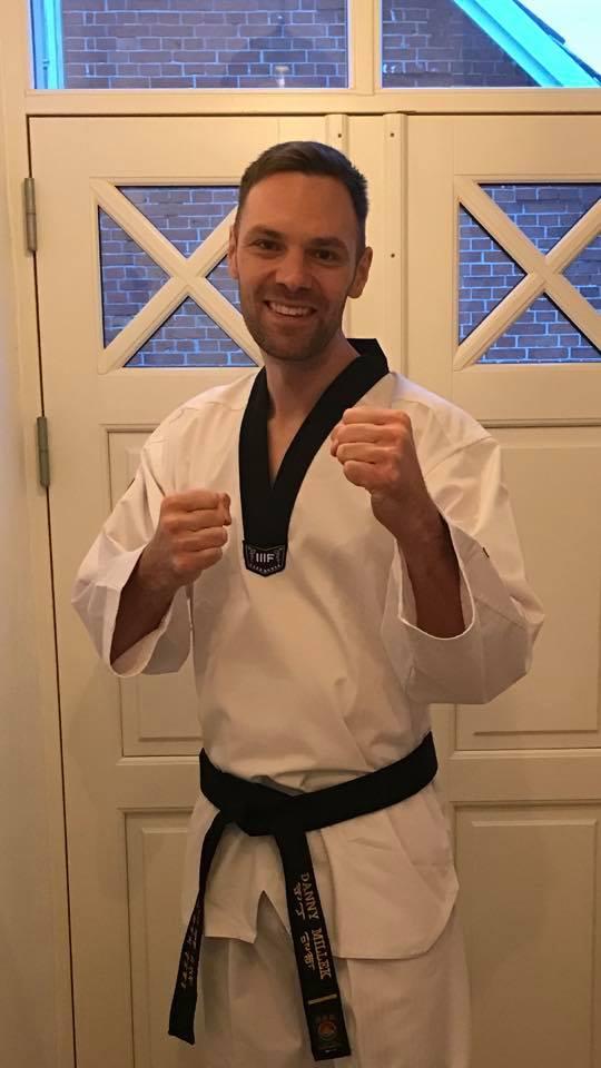 Danny Millek - Taekwondo